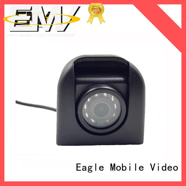 Eagle Mobile Video waterproof vandalproof dome camera experts for buses