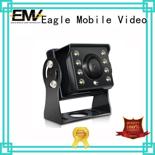 Eagle Mobile Video view ahd vehicle camera type for train