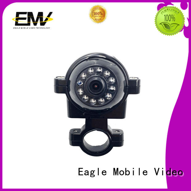 quality vehicle mounted camera dome popular for police car