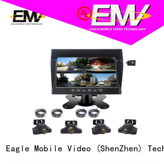 Eagle Mobile Video vehicle mobile dvr for police car