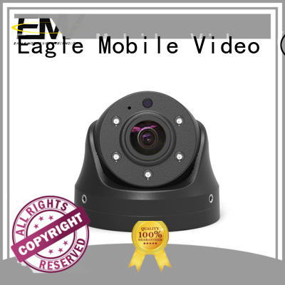 Eagle Mobile Video mobile vandalproof dome camera effectively