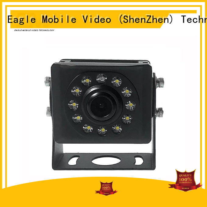 mobile vandalproof dome camera hard for train Eagle Mobile Video