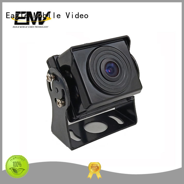 Eagle Mobile Video truck ahd vehicle camera effectively