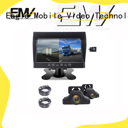 Eagle Mobile Video view TF car monitor for ship