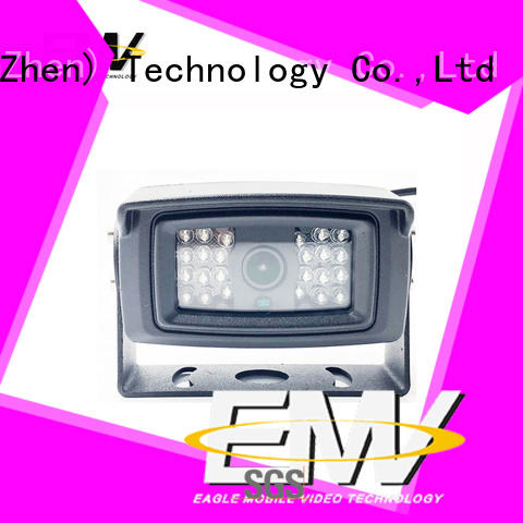 Eagle Mobile Video vehicle mounted camera owner for police car