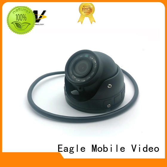 Eagle Mobile Video hot-sale vandalproof dome camera type for train
