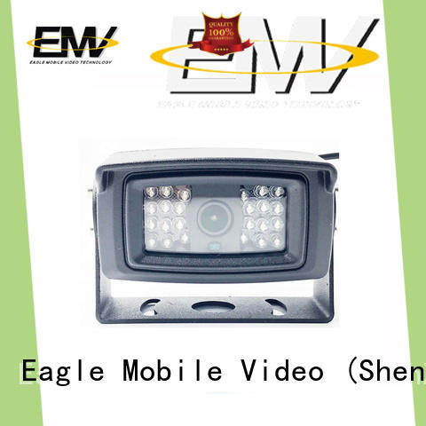 Eagle Mobile Video vehicle vandalproof dome camera China for train