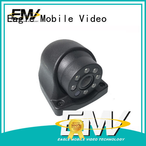 car security camera dual for police car Eagle Mobile Video