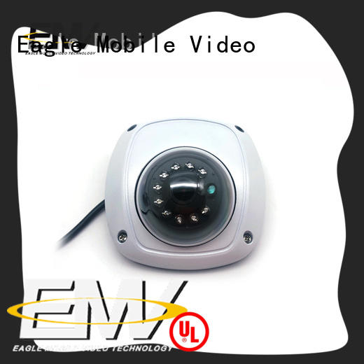 Eagle Mobile Video view vandalproof dome camera supplier