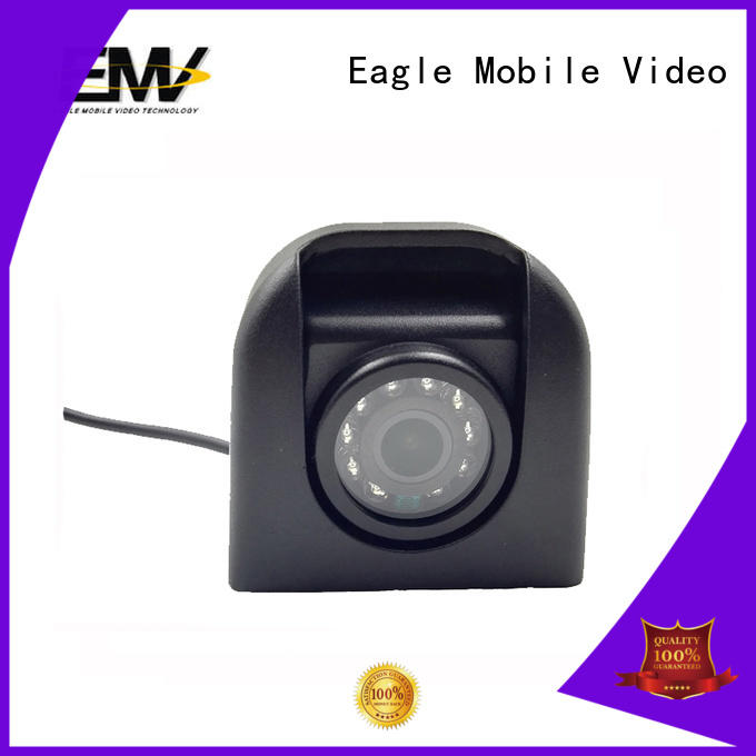 Eagle Mobile Video easy-to-use vehicle mounted camera owner for police car