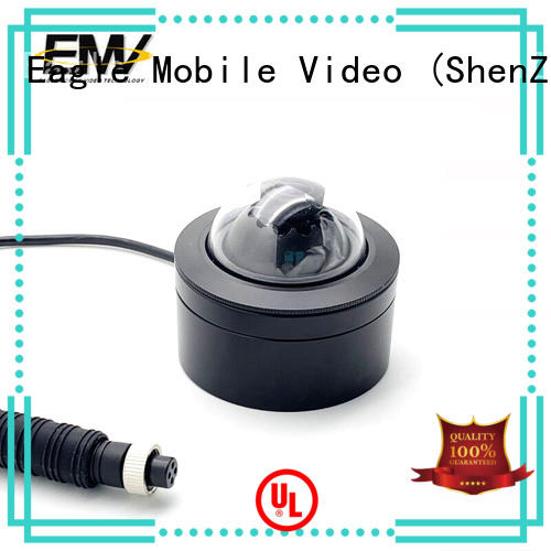 Eagle Mobile Video inside vehicle mounted camera owner for train