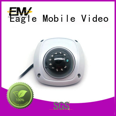 Eagle Mobile Video vehicle mounted camera supplier for train