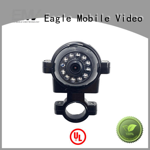 Eagle Mobile Video vandalproof vehicle mounted camera popular for prison car