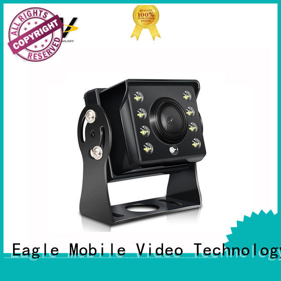 Eagle Mobile Video safety vandalproof dome camera supplier for police car