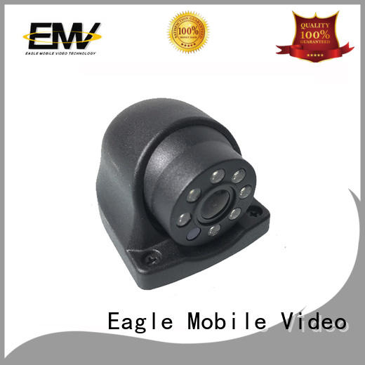 adjustable vehicle mounted camera mobile marketing for train