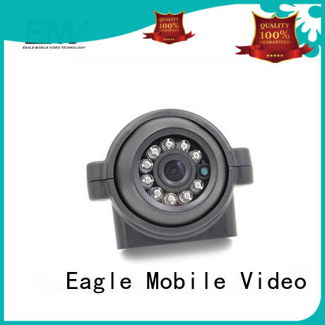 Eagle Mobile Video vandalproof vandalproof dome camera type for buses