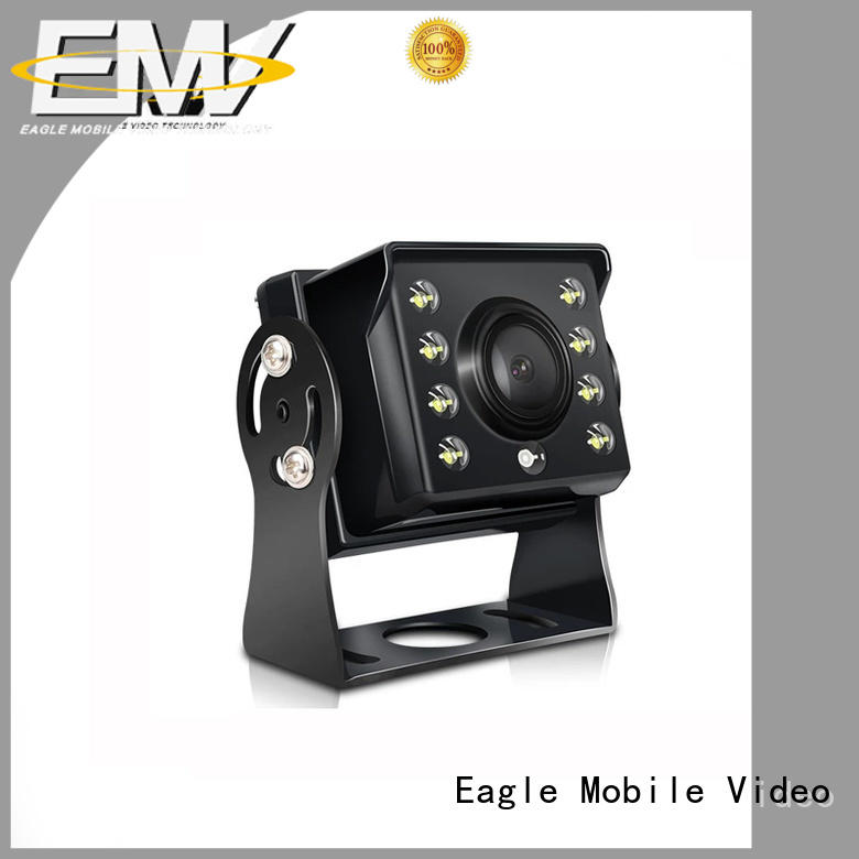 Eagle Mobile Video night vandalproof dome camera China