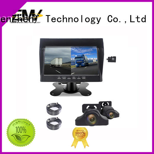 Eagle Mobile Video shade car rear view monitor bulk production for taxis