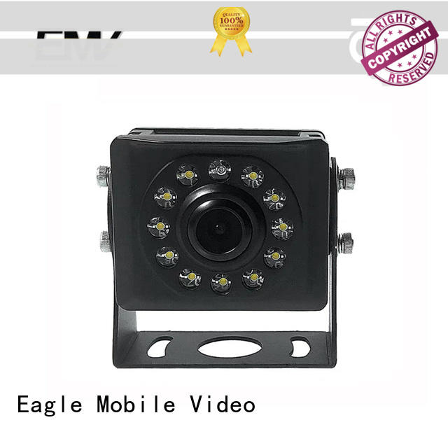 Eagle Mobile Video easy-to-use vehicle mounted camera supplier for buses