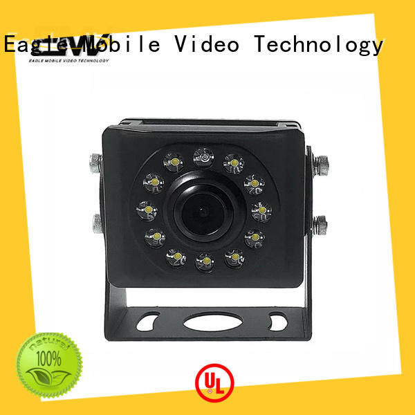 Eagle Mobile Video view ahd vehicle camera marketing for prison car