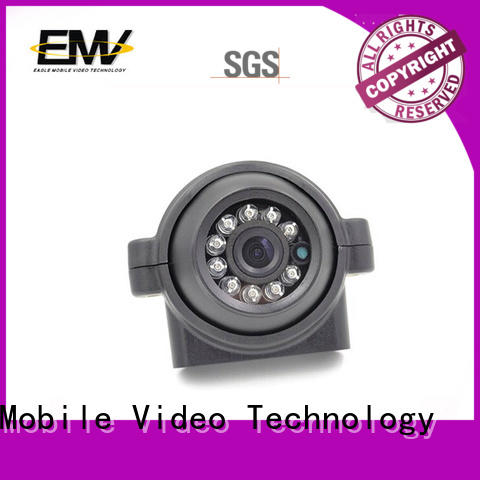 Eagle Mobile Video vandalproof vehicle mounted camera popular for police car