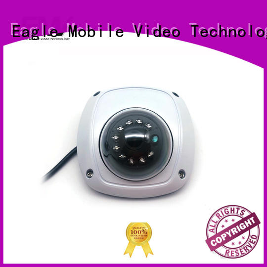 Eagle Mobile Video vandalproof vehicle mounted camera effectively for ship