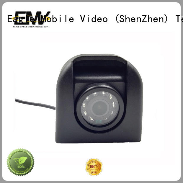 high efficiency vandalproof dome camera hard popular for police car