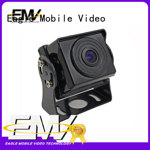 Eagle Mobile Video duty vandalproof dome camera marketing for prison car