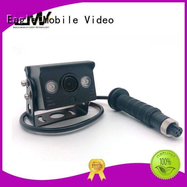 safety vandalproof dome camera bus for train
