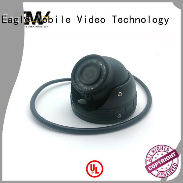 Eagle Mobile Video truck vandalproof dome camera