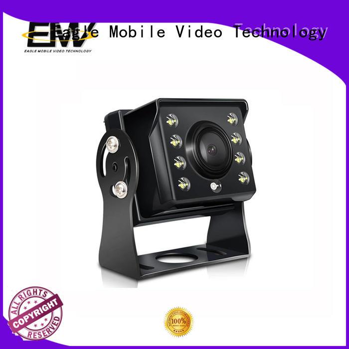 Eagle Mobile Video adjustable vehicle mounted camera effectively for prison car