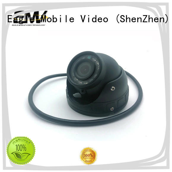 Eagle Mobile Video truck ahd vehicle camera effectively for buses