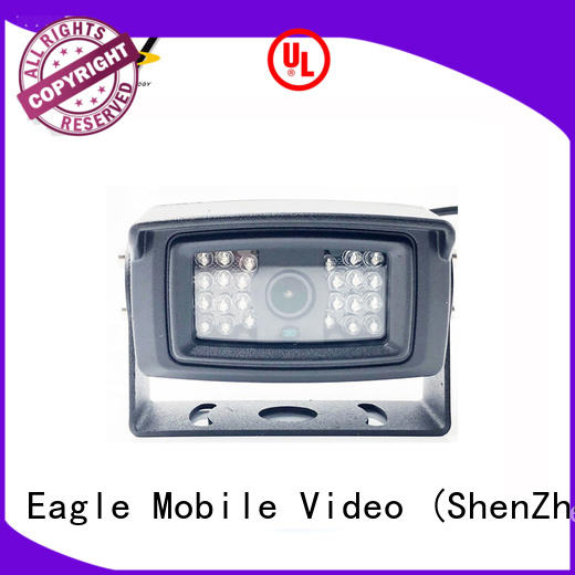 Eagle Mobile Video low cost front view cameras camera for law enforcement