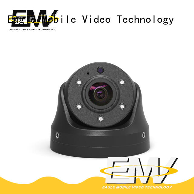 Eagle Mobile Video view ahd vehicle camera effectively for train