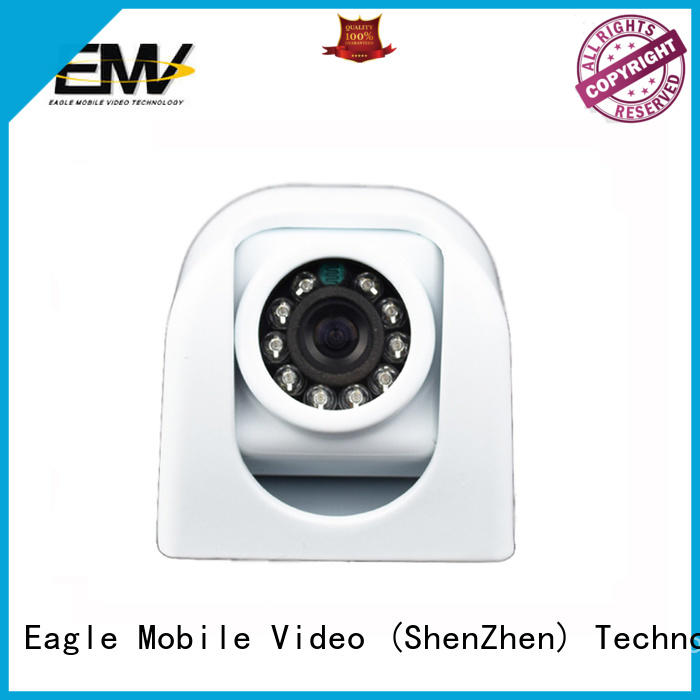 Eagle Mobile Video rear vehicle mounted camera experts for ship