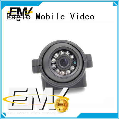 Eagle Mobile Video bus ahd vehicle camera for police car