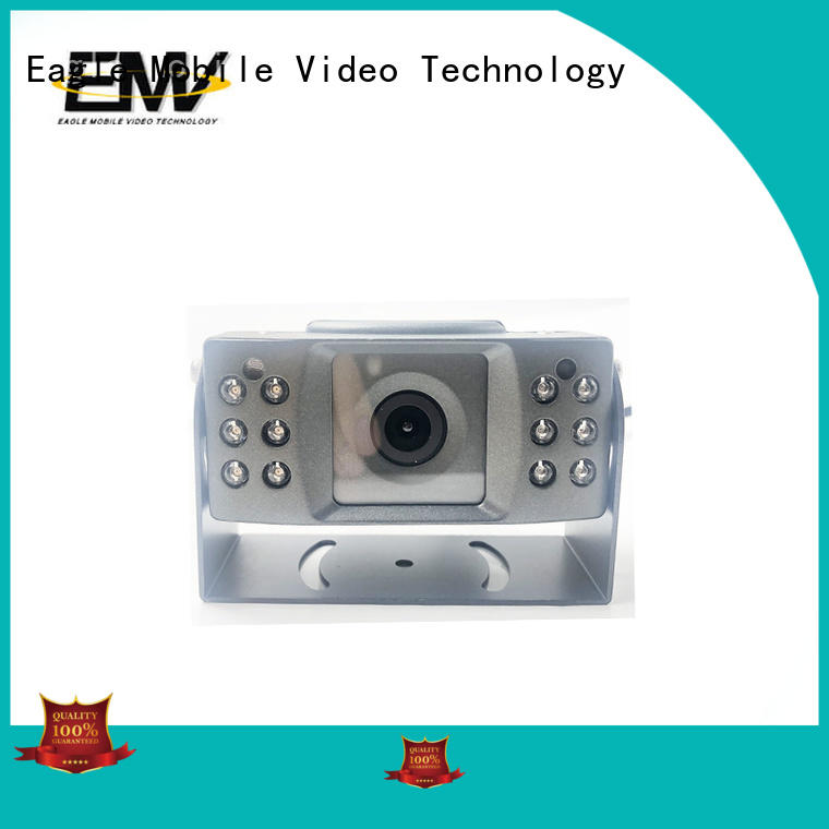 heavy ahd vehicle camera owner Eagle Mobile Video