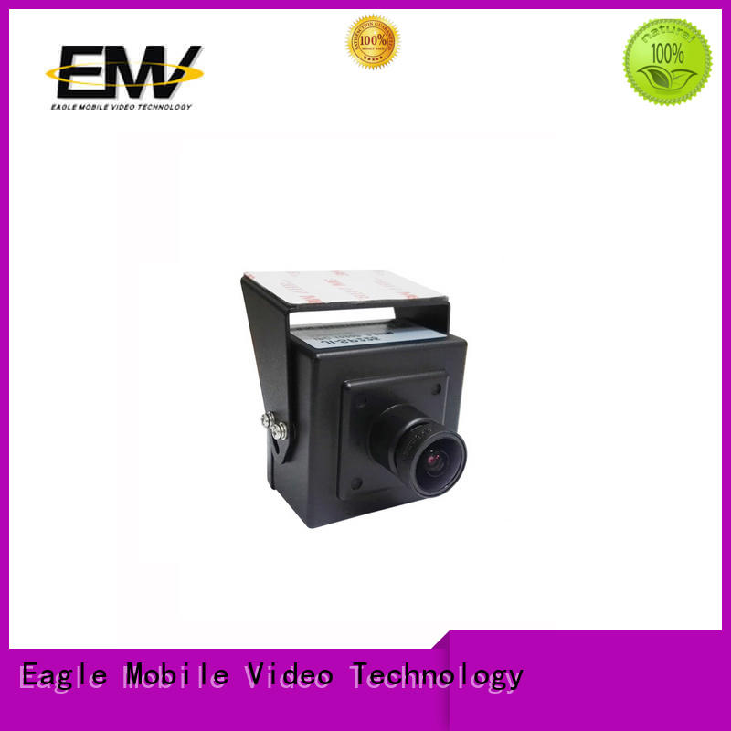 high-energy ip dome camera side type for prison car
