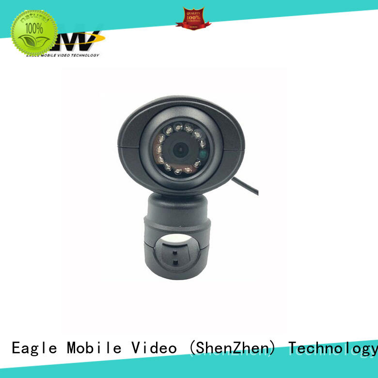 Eagle Mobile Video vandalproof dome camera type for prison car