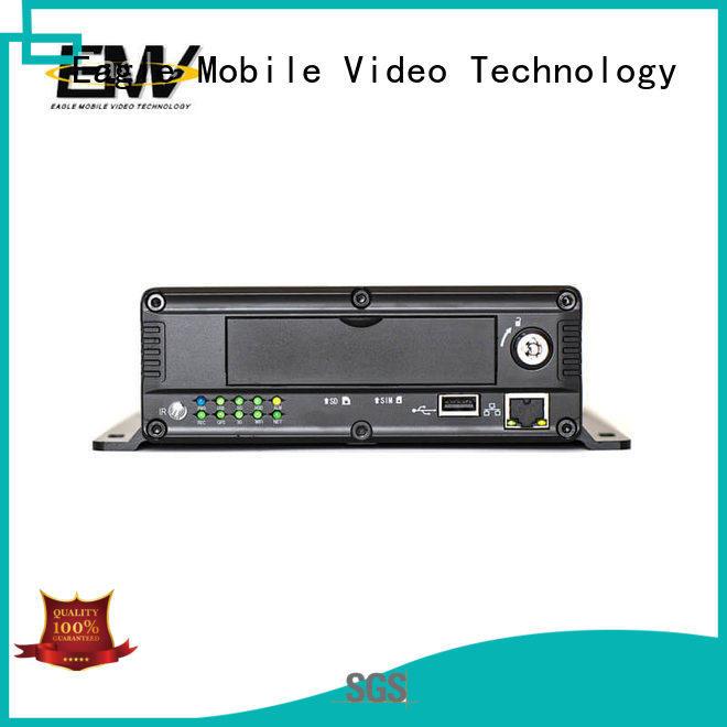 gps 4 channel car dvr mobile for trunk Eagle Mobile Video