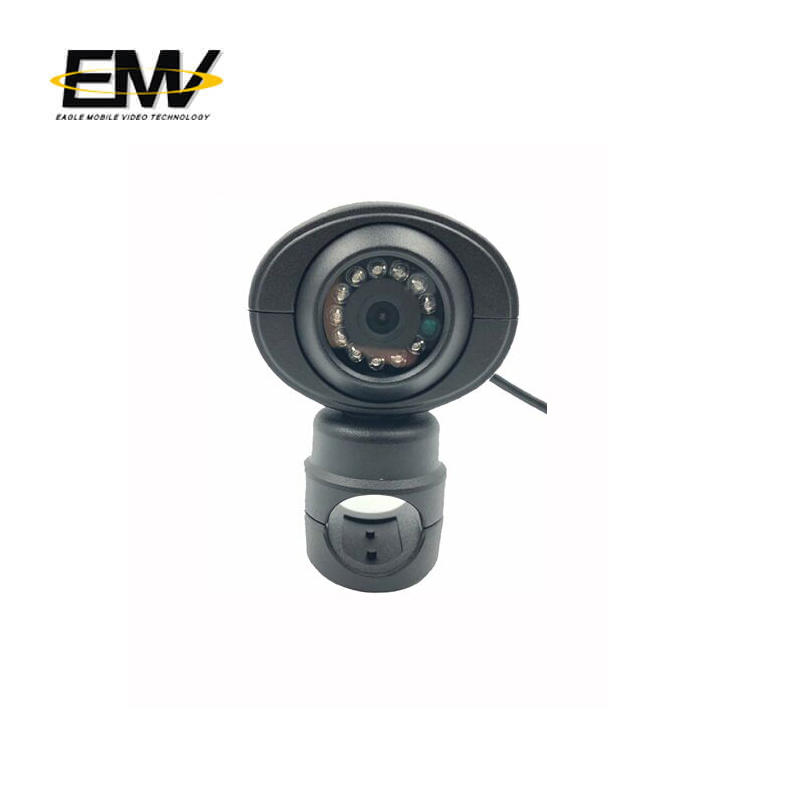 POE IP 1080P 720P Vehicle Side View Camera EMV-034IPB