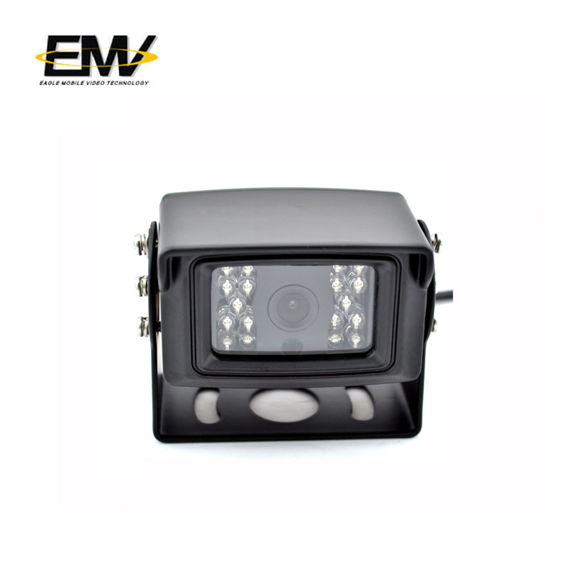 Eagle Mobile Video low cost ip dome camera sensing for buses-1