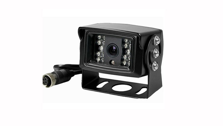 POE 1080P 960P 720P IP Truck Fleet Rear View camera EMV-004IH