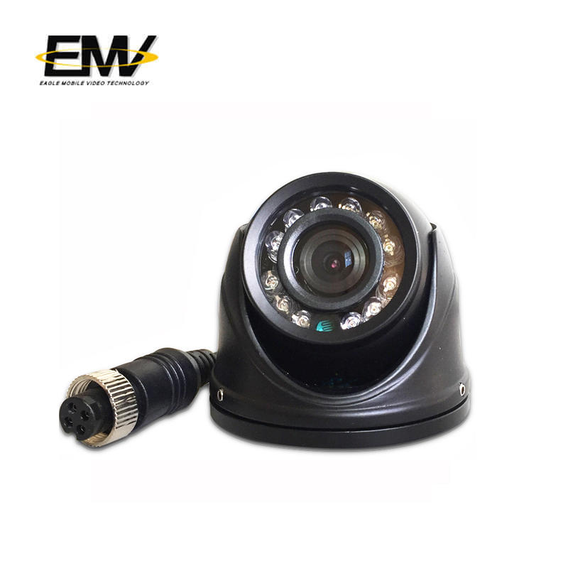 Super Mini 700TVL 1000TVL 720P 960P CCTV Vandalproof Dome Car Camera