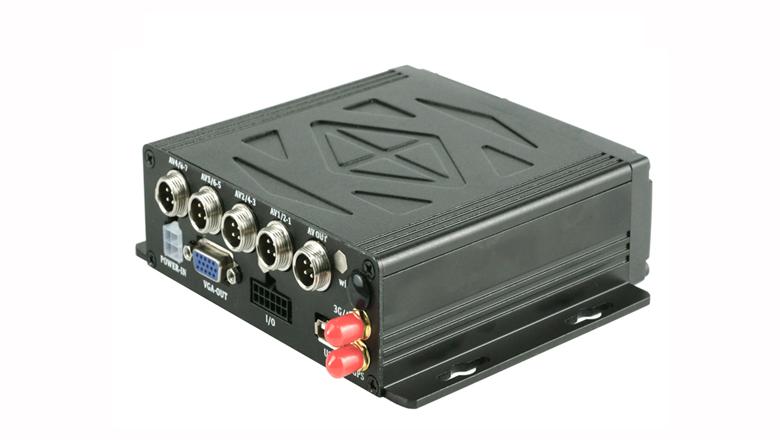 Eagle Mobile Video-Mobile Dvr Manufacture | 4ch 720p Dual Sd Card 2x256gb Sd Card Mdvr Emv-sc1101-1