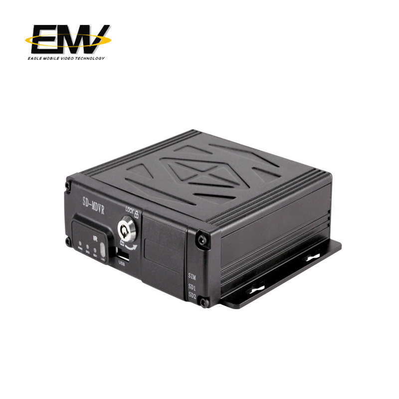 Eagle Mobile Video black vehicle blackbox dvr fhd 1080p certifications for buses-1