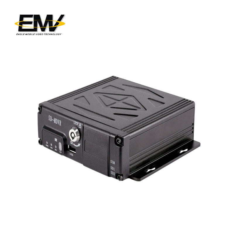 portable SD Card MDVR box widely-use