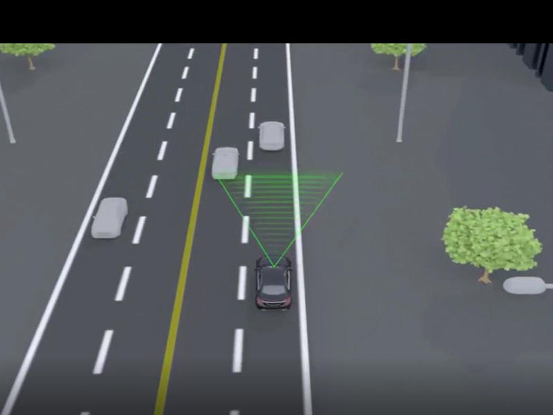 What are the main functions of the Advanced Driver Assistance System (ADAS)?