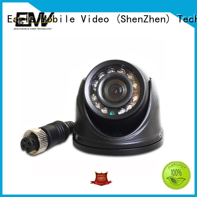 quality vandalproof dome camera waterproof marketing for buses