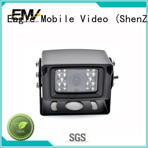 Eagle Mobile Video safety vandalproof dome camera dome for buses